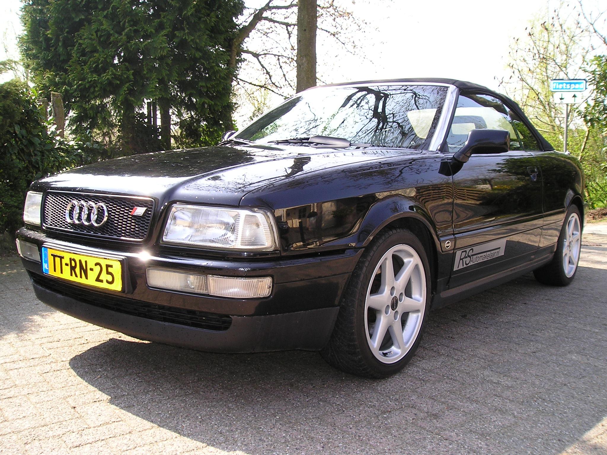 Audi 80 2.0 E Cabriolet